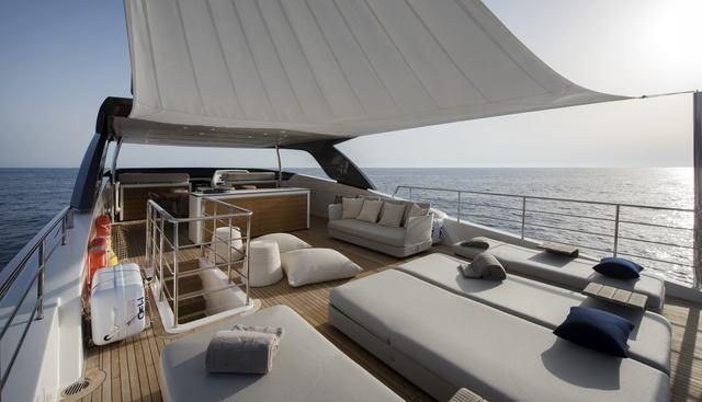 Dinaia Charter Yacht - 8