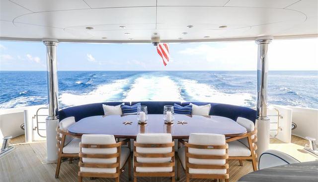 Finish Line Charter Yacht - 4