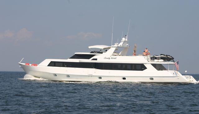 Candy World Charter Yacht - 3