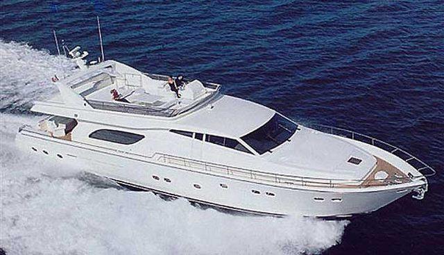 Lady Sofia Charter Yacht - 2
