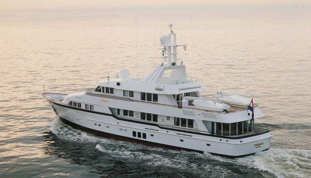 Hud Hud Charter Yacht - 2