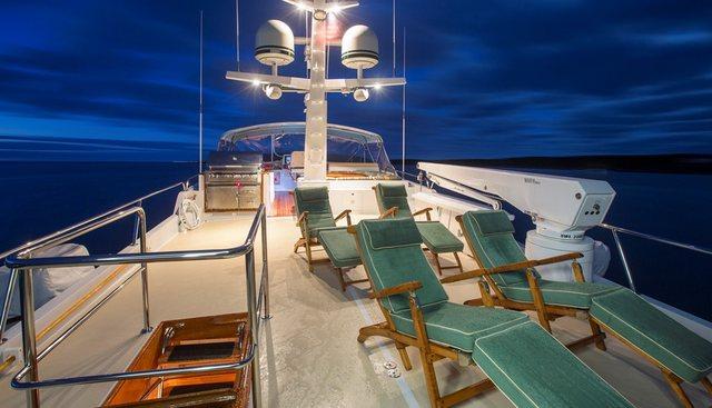 Tumblehome Charter Yacht - 2
