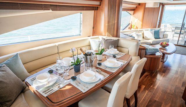 Chess Charter Yacht - 8