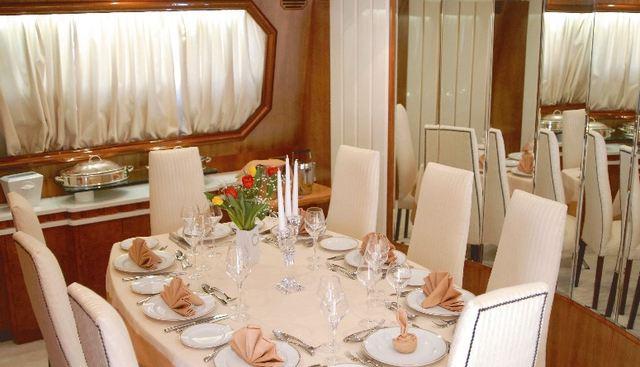Dynasty Charter Yacht - 3