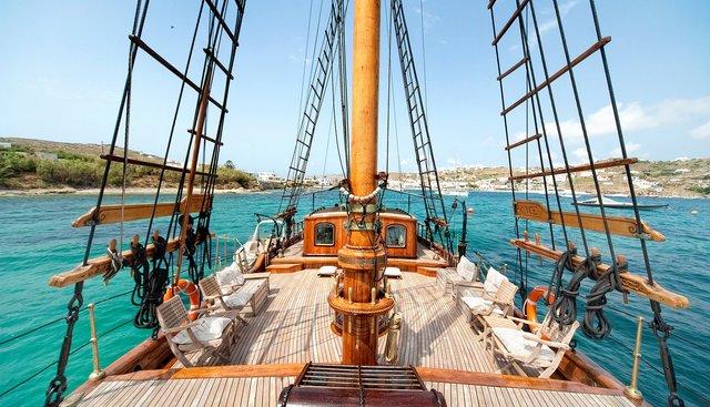 Prince Of Athens Charter Yacht - 2