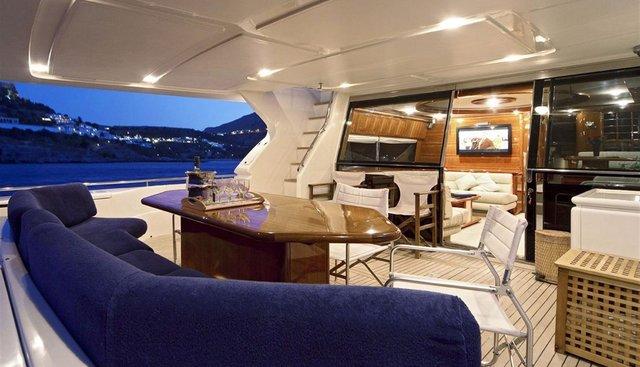 El Paradiso Charter Yacht - 4