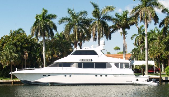 Our Trade Charter Yacht
