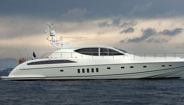 Cristal 1 Charter Yacht