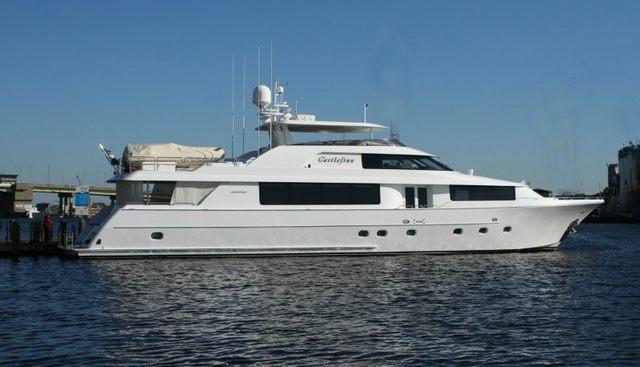 Lady JJ Charter Yacht