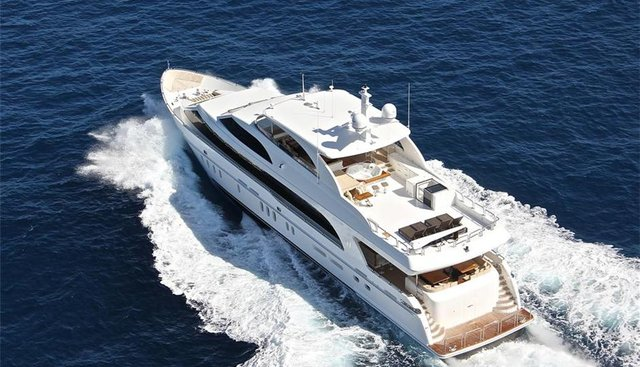 Team Galati Charter Yacht - 3