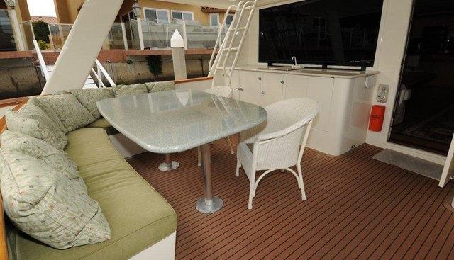 Burning Daylight Charter Yacht - 2