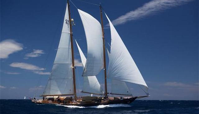 Aschanti IV of Vegasack Charter Yacht - 5