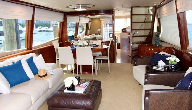 Victoria 68 Charter Yacht - 5