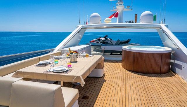 Maestrale Charter Yacht - 4