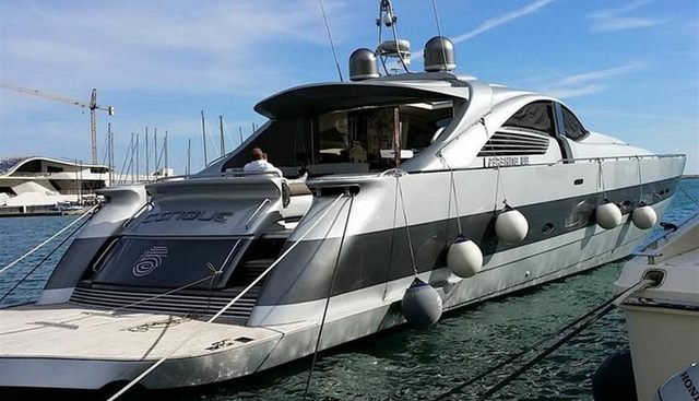 Cinque Charter Yacht - 4