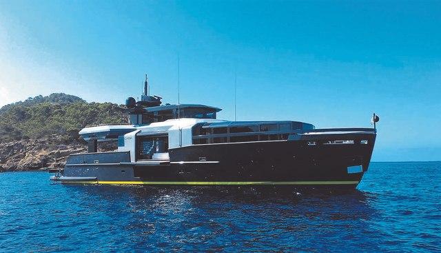 RJX Charter Yacht