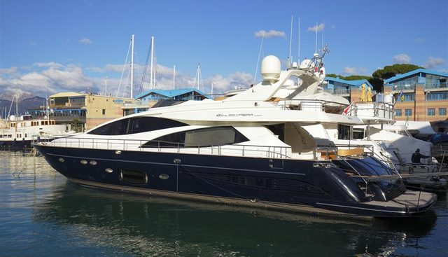 Fresca Charter Yacht - 2