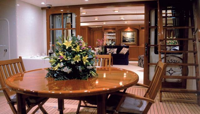 Cassiopeia Charter Yacht - 4