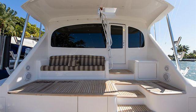 Blu Frog Charter Yacht - 4