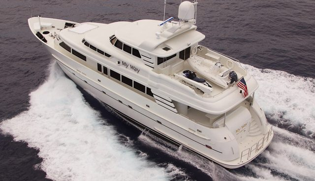 Private Reserve II Charter Yacht - 3