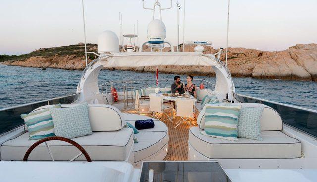 Amaya Charter Yacht - 3