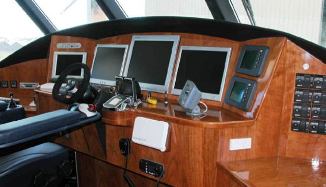 Polaris Charter Yacht - 2