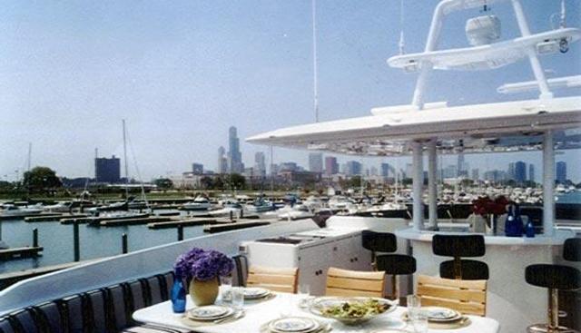 Simaron Charter Yacht - 2
