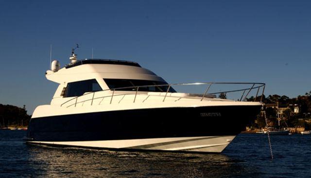 Morpheus Charter Yacht