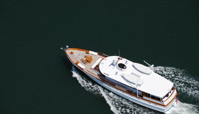 America Charter Yacht - 8