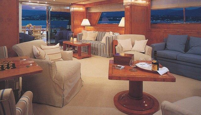 African Queen D Charter Yacht - 6