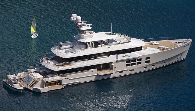 Big Fish Charter Yacht