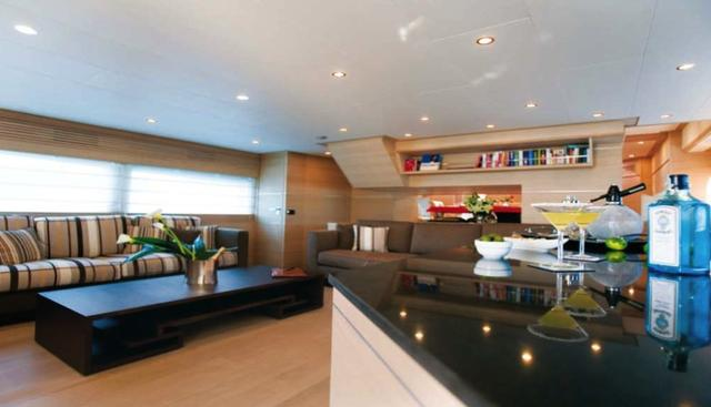 Solange Charter Yacht - 2