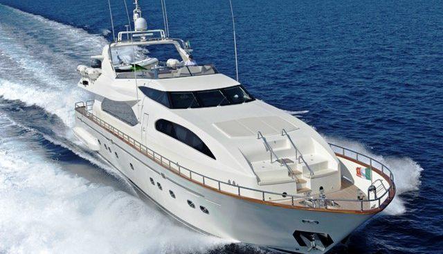 Gioe Charter Yacht - 7