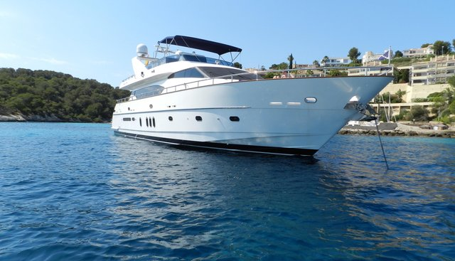 Lady K Charter Yacht