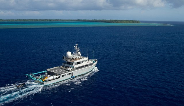 Alucia Charter Yacht - 3