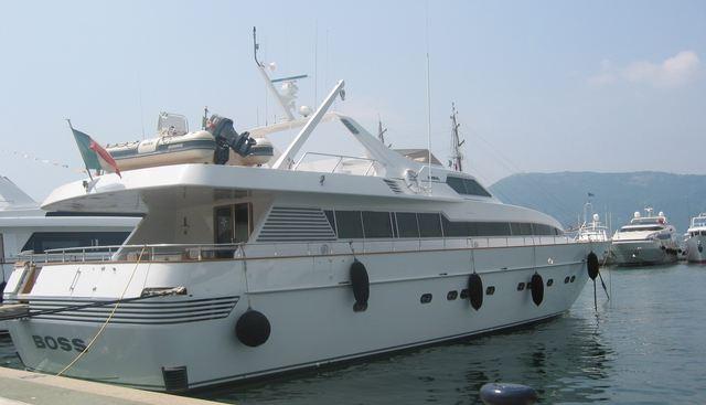 Boss Charter Yacht - 4