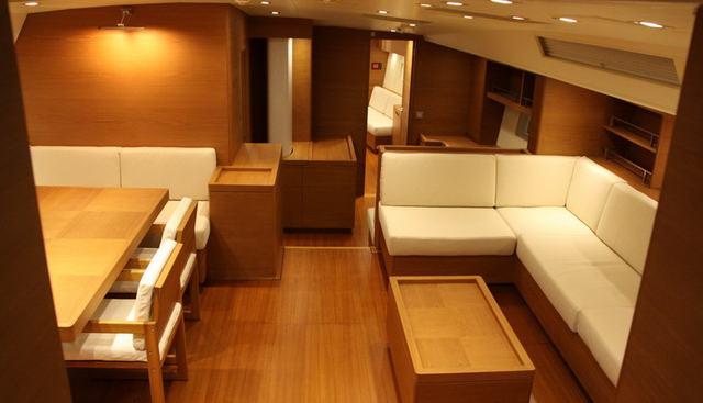 Cape Arrow Charter Yacht - 6