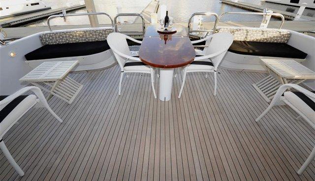 Plan B Charter Yacht - 4