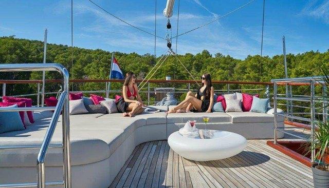 Corsario Charter Yacht - 4