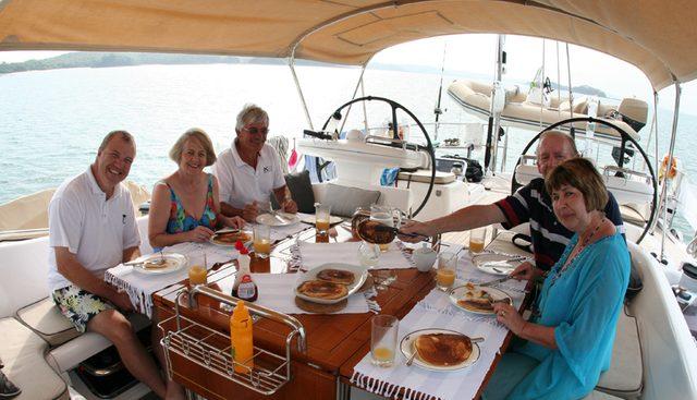 Clarelsa Charter Yacht - 4