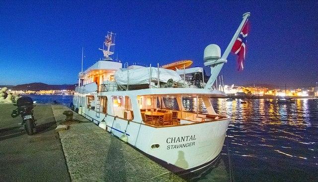 Chantal Charter Yacht - 5