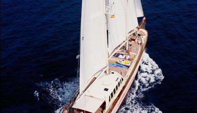Tigerlily of Cornwall Charter Yacht - 6