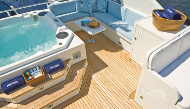 Child's Play Charter Yacht - 3