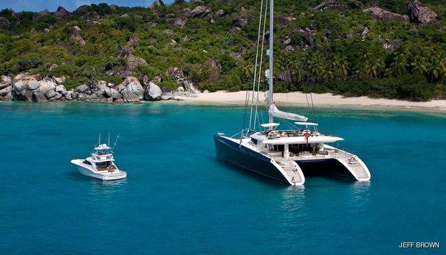 Hemisphere Charter Yacht