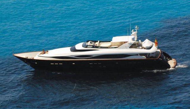 Tumberry Charter Yacht