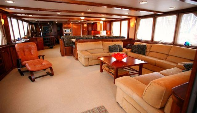 Guru Charter Yacht - 3