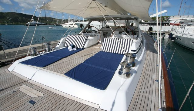 Mystery Charter Yacht - 2