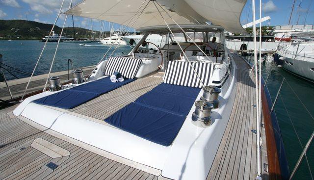 Mystery Charter Yacht - 2
