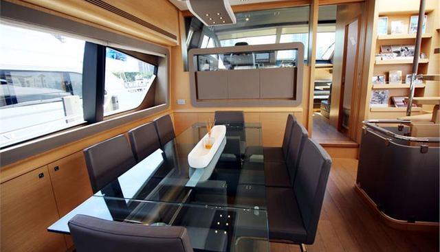 Evolution Charter Yacht - 8