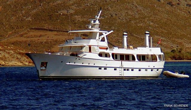 Lady Andrea Charter Yacht - 3